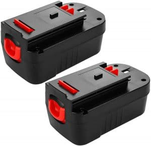 Black And Decker 18V Battery Won't Charge