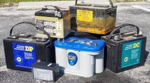 The meaning of a marine battery