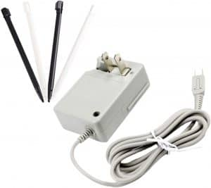 Using DSi charger