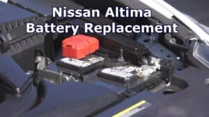 Considerations for a new replacement Nissan Altima battery