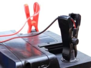 Steps on how to charge the vehicle battery without revving the car engine to charge the battery