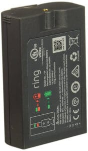 how long does a ring doorbell battery last