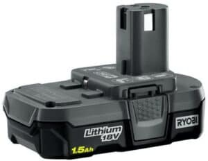 Ryobi 18V OnePlus+ Lithium Compact Battery and charger kit