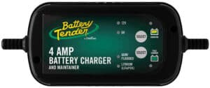 Time taken to charge a dead car battery