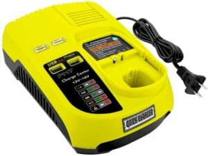 VANON P117 dual chemistry fast battery charger